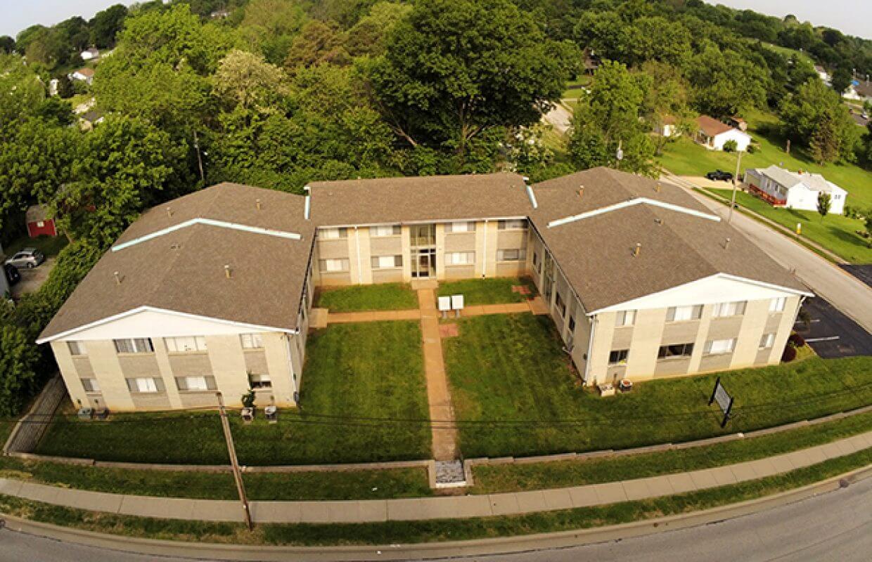 20 Unit Apartment Complex For Sale   Invest In St. Louis